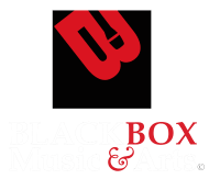 BlackBox Music & Arts logo